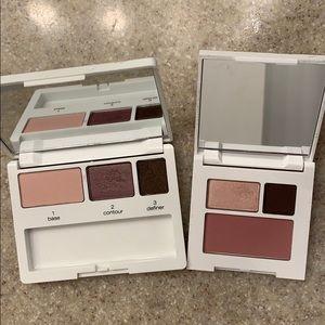 Clinique eyeshadow trios